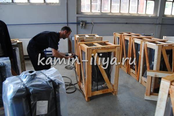 Экскурсия на фабрику Гуча (Сербия)