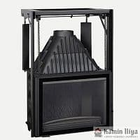 Каминная топка Invicta 800 Grand Angle Lifting Door