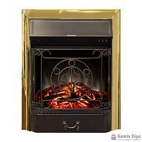 Очаг RealFlame Majestic Lux Brass